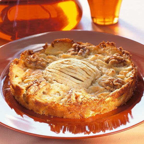 Apfel Walnusskuchen Rezept Kuchengotter