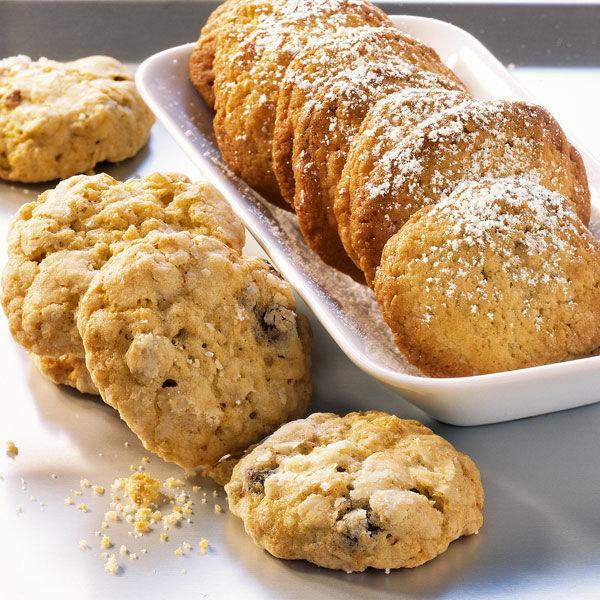 Hafer schoko kekse rezept