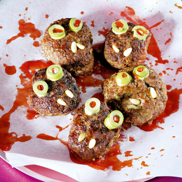 Monster-Buletten Rezept   Küchengötter