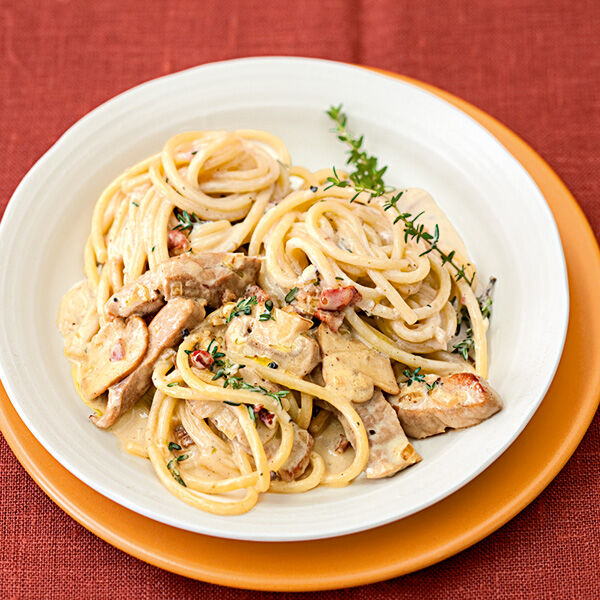 Spaghetti mit Filet Rezept | Küchengötter
