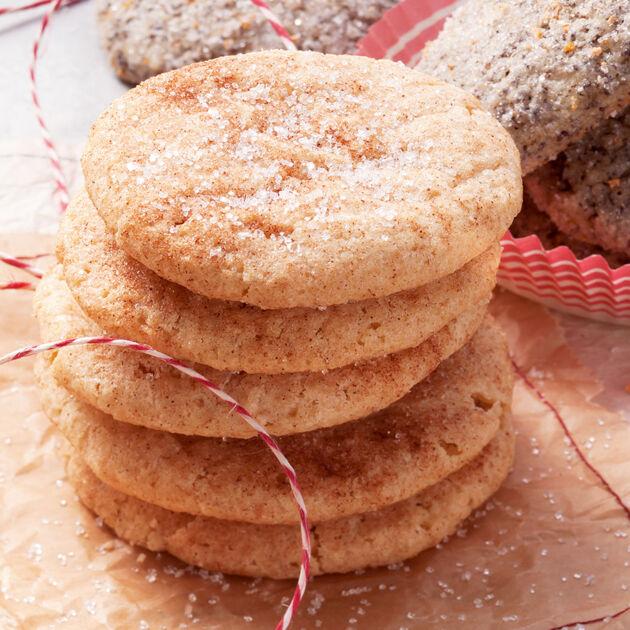 Schnelle Snickerdoodles Rezept Küchengötter