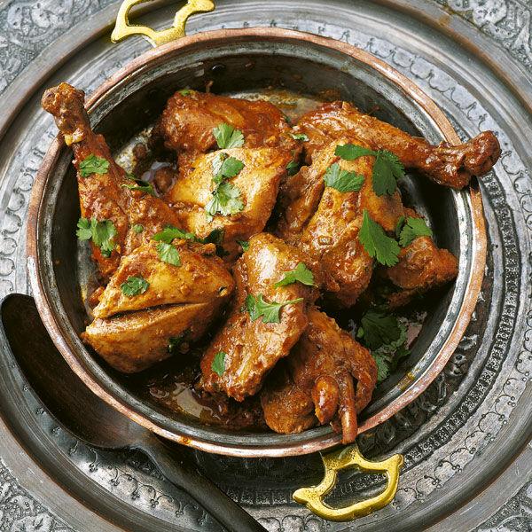 Huhn Mit Joghurt Rezept Küchengötter