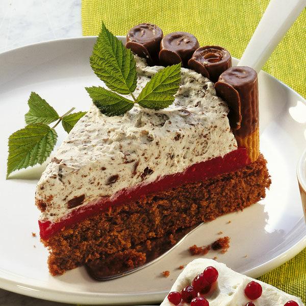 Himbeercharlotte Mit Schokolade Rezept Kuchengotter