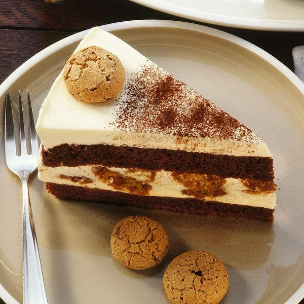 Amaretto Sahne Torte Rezept Kuchengotter