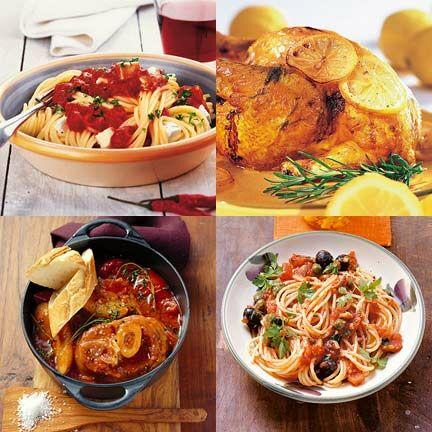 italienische k che die klassiker k cheng tter On italienische küche