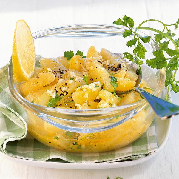 Spanische Zitronen-Kartoffeln Rezept | Küchengötter