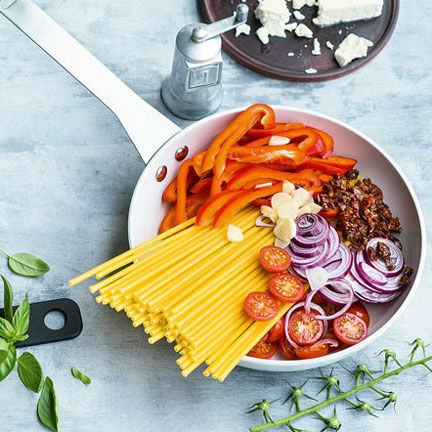 One Pot, One Love: Wer kocht mit uns One Pot Pasta?