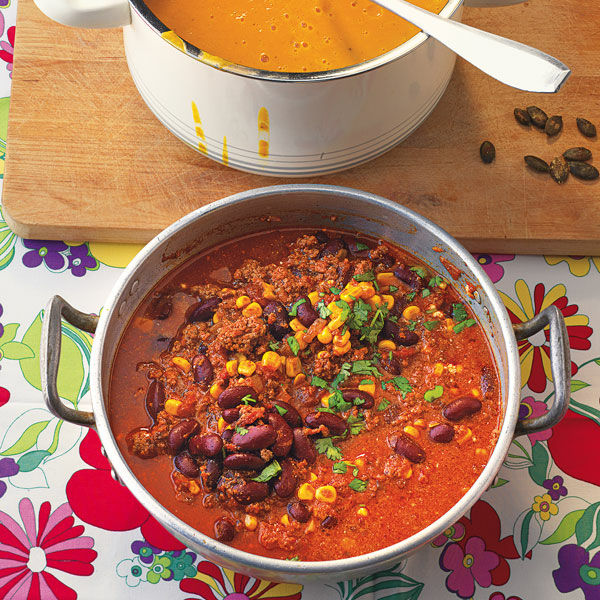 Chili Con Carne Aus Der Studentenküche Rezept Küchengötter