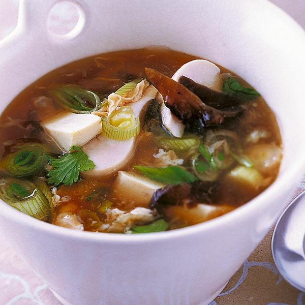 chinesische suppen