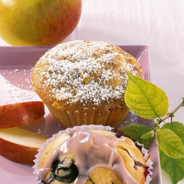Apfel zimt rosinen kuchen
