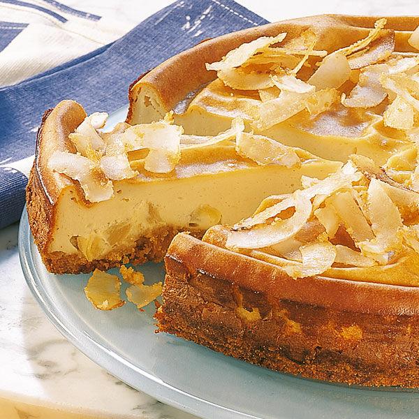 Kokos Cheesecake Rezept Kuchengotter