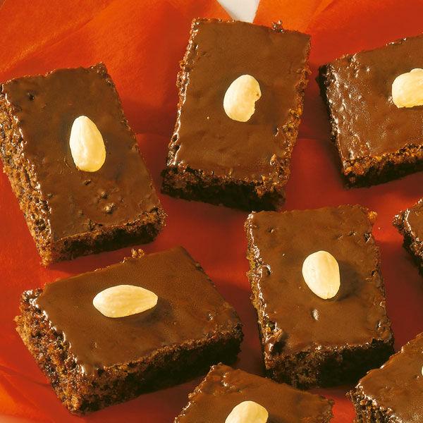 Schokoladenbrot Weihnachten.Glutenfreies Schokoladenbrot
