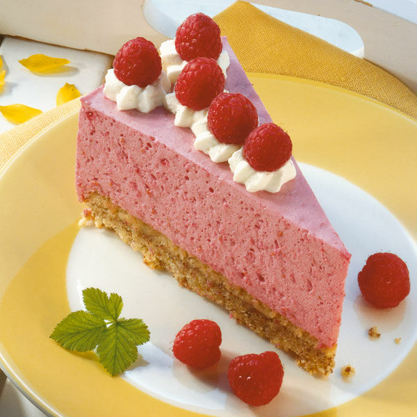 Himbeer sahne torte einfach
