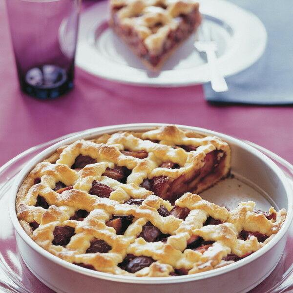 Gedeckter Zwetschgenkuchen Mit Zimt Rezept Kuchengotter