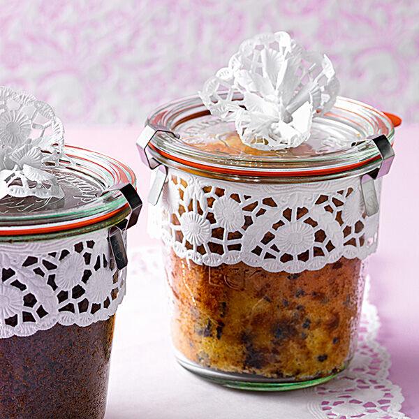 Marzipankuchen Im Glas Rezept Kuchengotter
