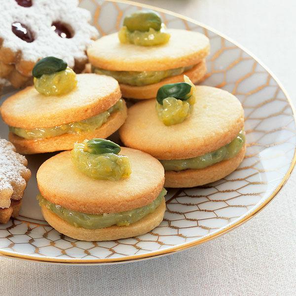 Weihnachtskekse österreich Rezepte.Mozartkrapfen