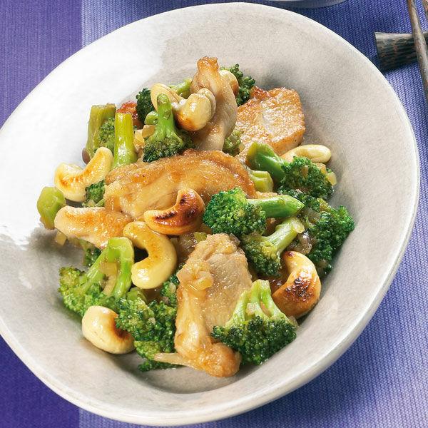 Brokkoli-Hähnchen-Wok Rezept | Küchengötter