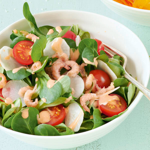 topinambur krabben salat rezept k cheng tter. Black Bedroom Furniture Sets. Home Design Ideas