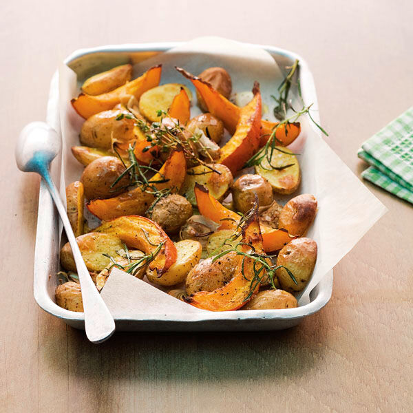 Kürbis Kartoffel Gemüse Rezept Küchengötter
