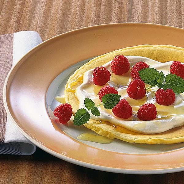 pancakes mit ricotta und ahornsirup rezept k cheng tter. Black Bedroom Furniture Sets. Home Design Ideas