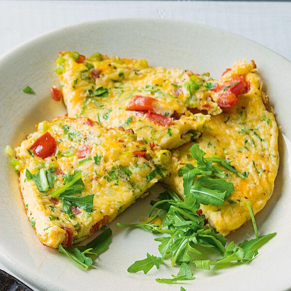 Rezept Für Omelett tomaten käse omelett rezept küchengötter