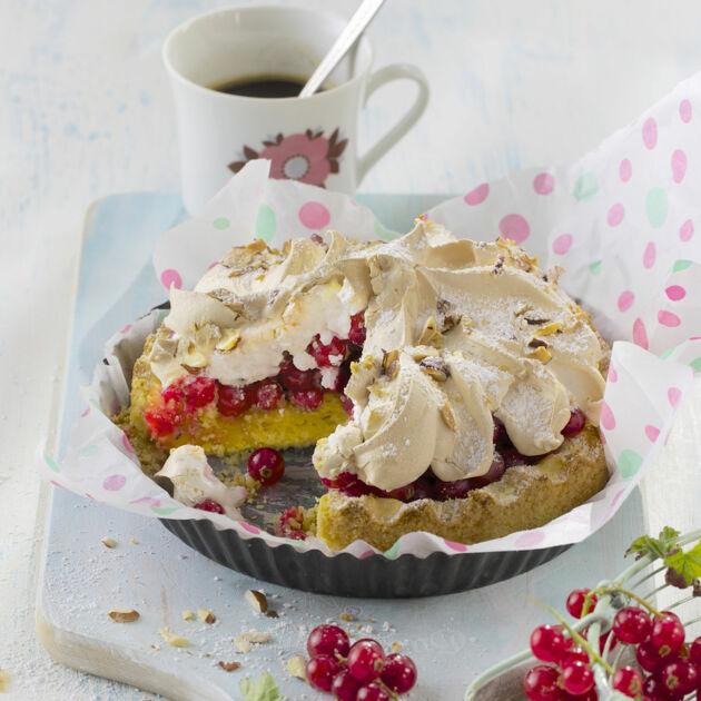 Rote johannisbeeren kuchen baiser appetitlich foto blog for Contur kuchen hersteller