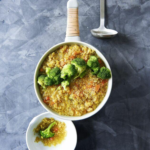 Ayurvedisches Kitchari – zuckerfrei | Küchengötter