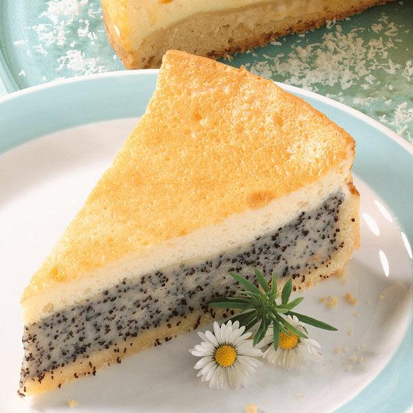 Mohn Schmand Torte Rezept Kuchengotter