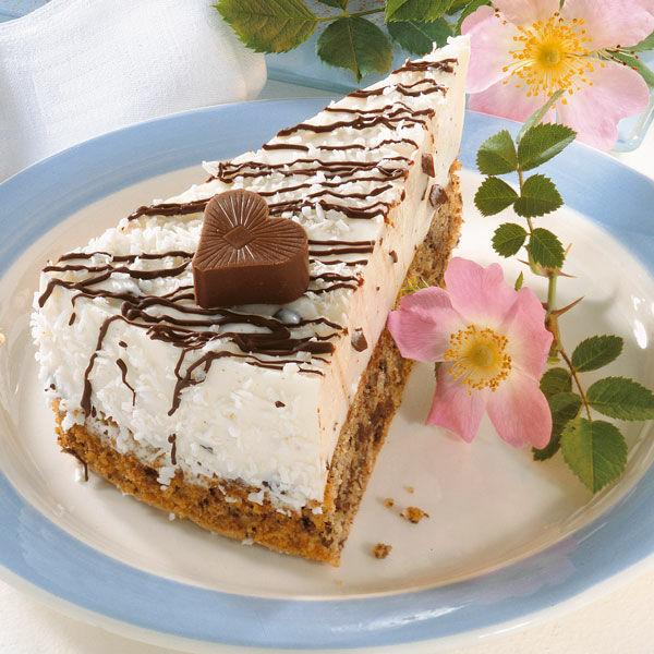 Schoko Joghurt Torte Rezept Kuchengotter