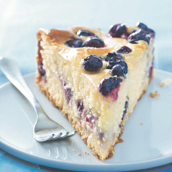 Heidelbeer Apfel Kuchen Mit Vanillecreme Rezept Kuchengotter