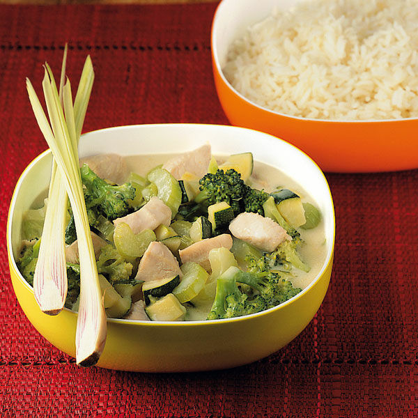 Thai-Hähnchen-Curry Rezept | Küchengötter