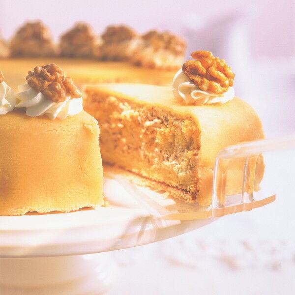 Marzipan kuchen torte