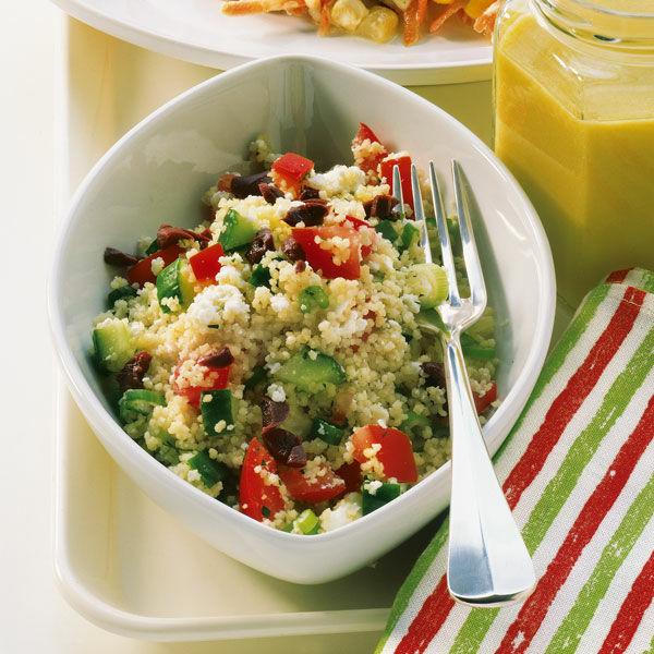 Couscous salat 5 personen