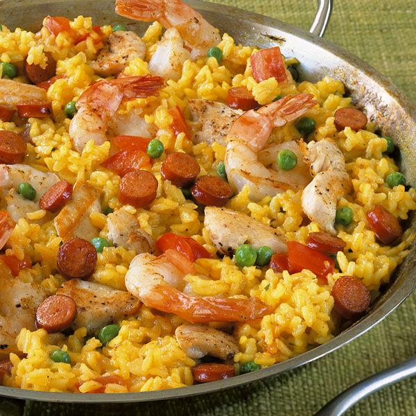 Paella Rezept | Küchengötter