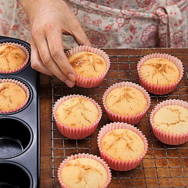 rezept muffins locker saftig
