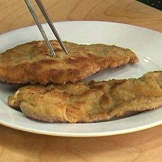 Schnitzel Panieren Und Braten Küchengötter