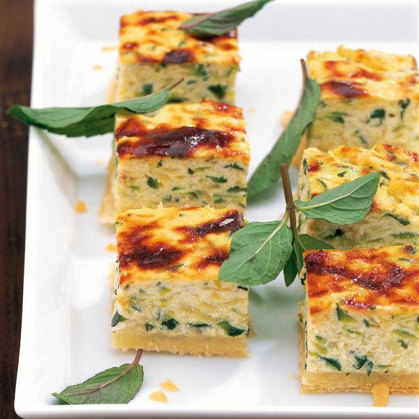 Zucchini Wurfel Rezept Kuchengotter