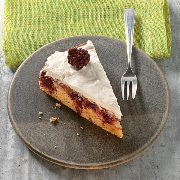 Dinkel Brombeer Torte Rezept Kuchengotter