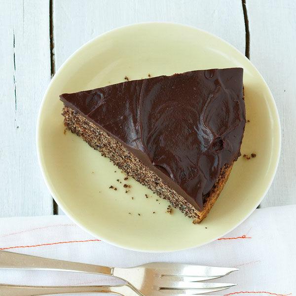 Schoko Mohn Torte Rezept Kuchengotter