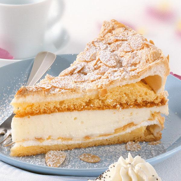 Weisswein Sahne Torte Rezept Kuchengotter