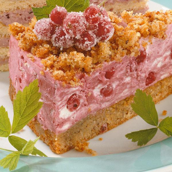 Johannisbeer Torte Rezept Kuchengotter