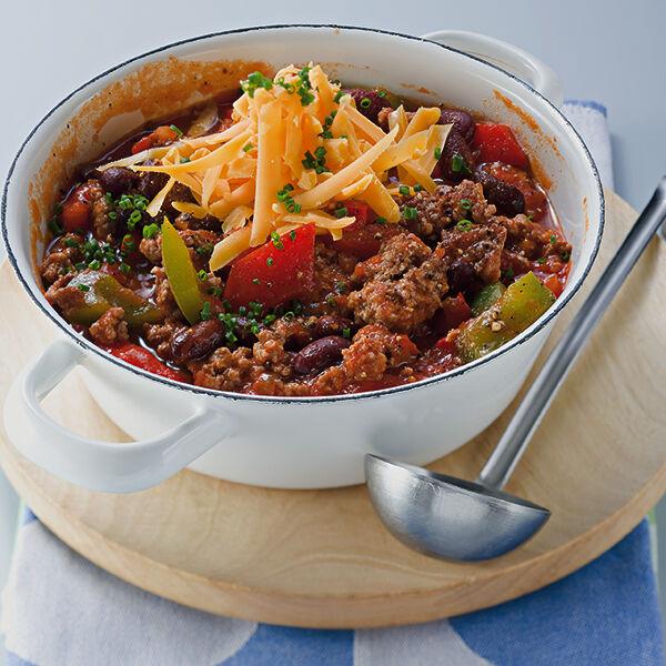 Chili Con Carne Für Anfänger Rezept Küchengötter