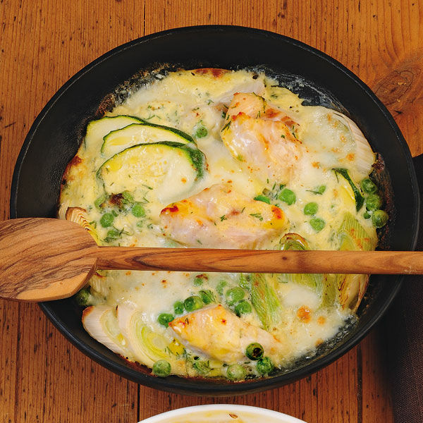 Zucchini auflauf rezepte schnell