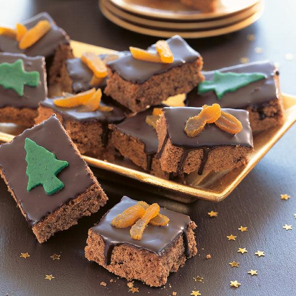 Lebkuchen Brownies Rezept Kuchengotter