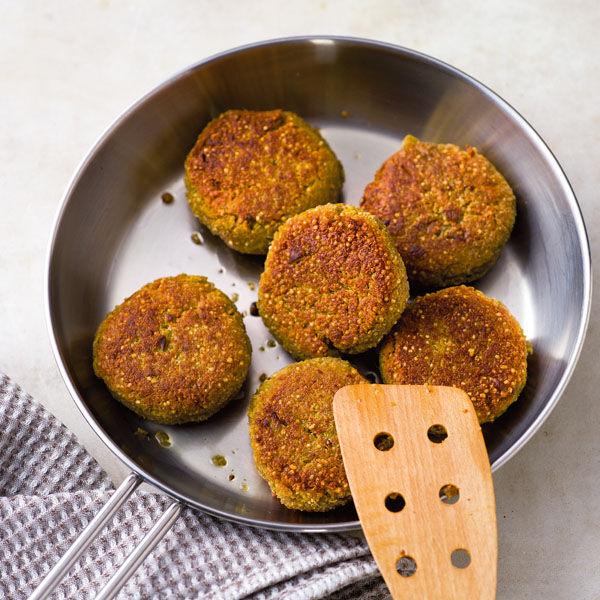 Quinoa Bratlinge Rezept Kuchengotter