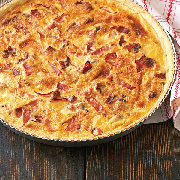 Quiche Lorraine Rezept Küchengötter