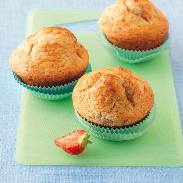 Erdbeer Vanille Muffins Rezept Kuchengotter