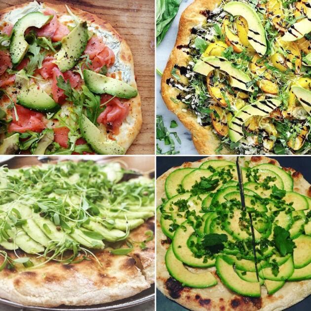 Die Testsieger Unserer Redaktion: Die Redaktion Testet Food Trends: Avocado-Pizza