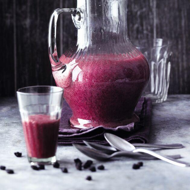 Smoothie Mit Aronia Grapefruit Und Banane Rezept Kuchengotter
