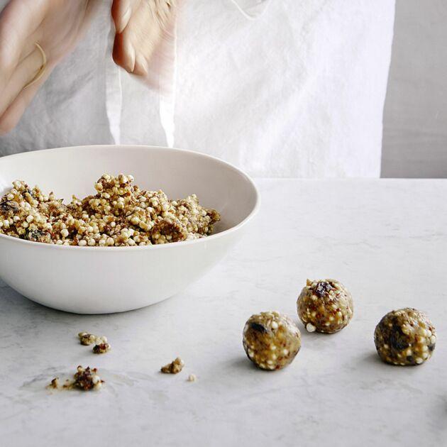 Hot Ginger-Energy-Balls Rezept | Küchengötter